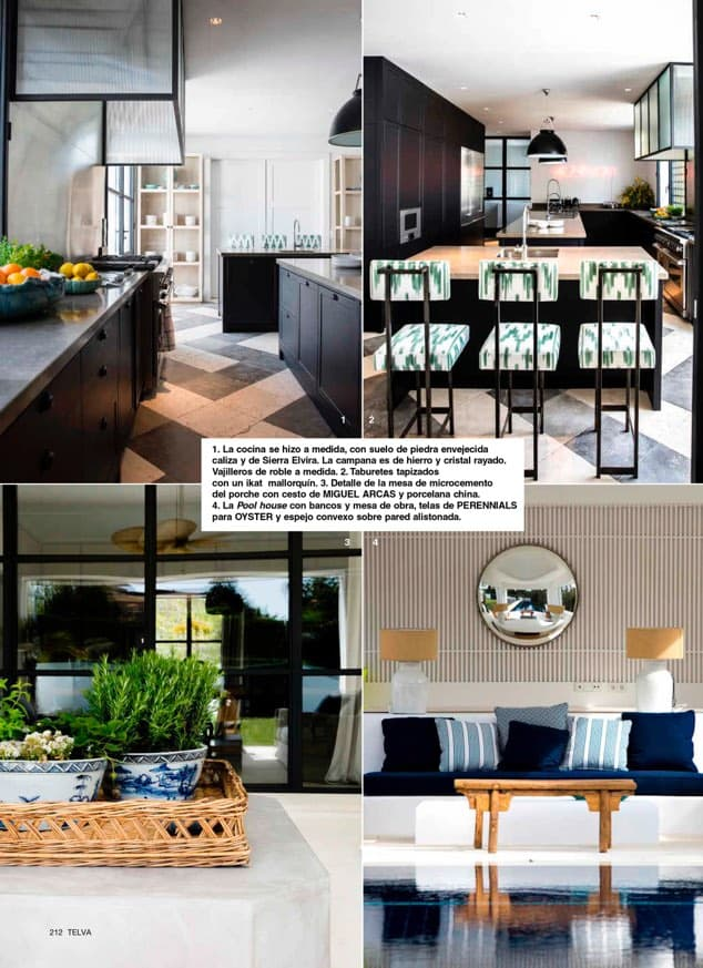 Revista Telva Decoración e interiorismo